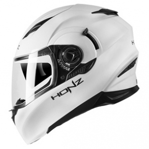 HONZ F06 FULL FACE HELMET (WHITE)